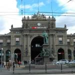 Stasiun pusat Zurich